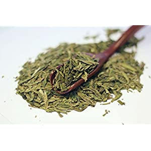 Four Symbols Dragon Well Green Tea - Premium Specialty Chinese Loose Leaf Tea