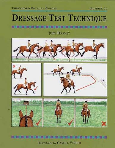 - Dressage Test Technique (Threshold Picture Guides)