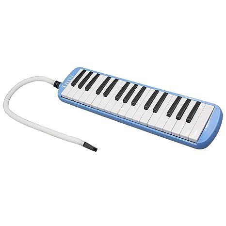 Melodica de teclas piano - IRIN Melodica de 32 teclas piano Instrumento musical para principiantes amantes