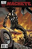 Machete #0 Cover B