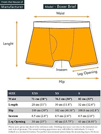 Boys Boxer Trunks Shorts Multipack 28in Cotton XXS Sky Blue Mens Boxer Briefs 3-Pack Mens Underwear