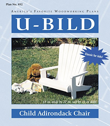 U-Bild 892 2 U-Bild 2 Child Adirondack C - Adirondack Furniture Plans Shopping Results