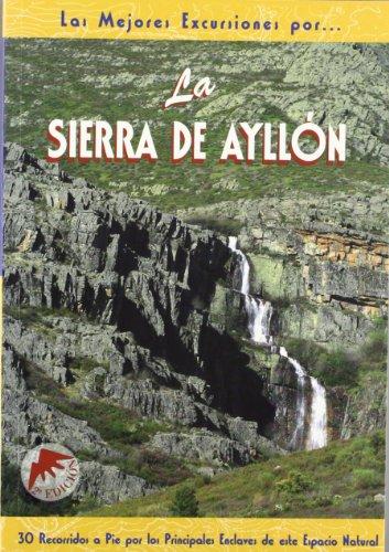 Descargar Libro La Sierra De Ayllón Miguel Ángel Díaz