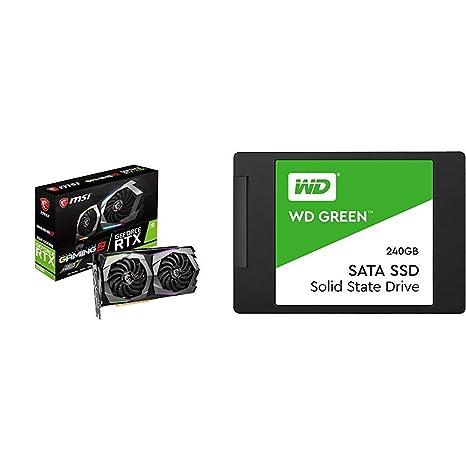 Pack gráfica MSI y SSD de Western Digital - MSI GeForce RTX 2060 ...