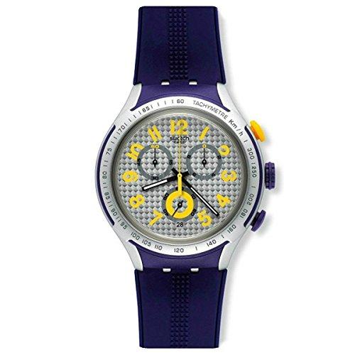 Watch Swatch Irony XLITE Chrono YYS4014 YELLOW (Irony Chrono Watch)