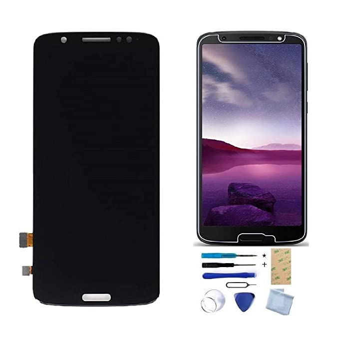 XR MARKET Motorola Moto G6 Screen Replacement LCD Display Touch Screen  Digitizer Assembly Part, Compatible with XT1925 XT1925-5 XT1925-6(NOT for  Moto