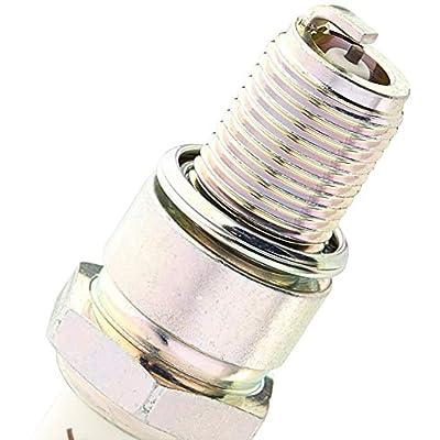NGK 3530 Spark Plug, 4 Pack: Automotive