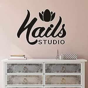 Vinilos Decorativos de Vinilo Studio Fashion Pedicure Salon ...