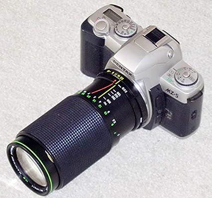FOTOTECHNIK by LLL Cámara Réflex Pentax MZ de 5 – SLR Camera Incl ...