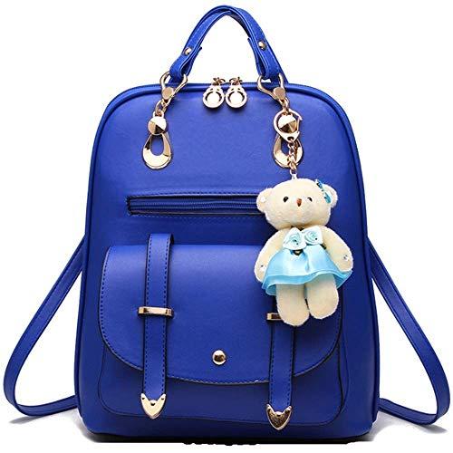Mujer Para Bolso Azul Eeayyygch Mochila Celeste 1c6Swq6pA