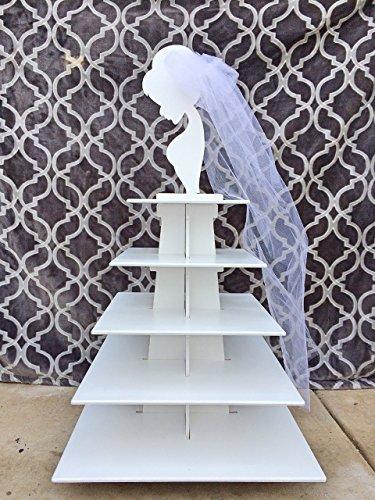 Top 10 best bride cupcake stand