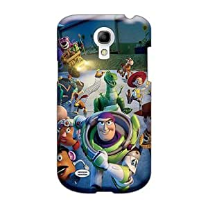 Samsung Galaxy S4 Mini CuU15515NWgJ Support Personal Customs Stylish Toy Story 3 Skin Protector Hard Cell-phone Case -JamieBratt