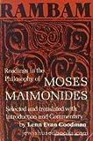 Rambam, Moses Maimonides, 0805205691