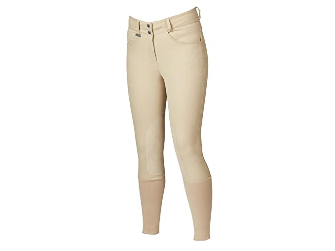 Roaring 20s Costumes- Cheap Flapper Dresses, Gangster Costumes Dublin Active Adjustable Waist Euro Seat Front Zip Childs Breeches Beige $89.99 AT vintagedancer.com