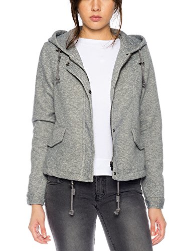 SPRING OTW Only LIGHT Gris Veste JACKET REBECCA t7X7qw