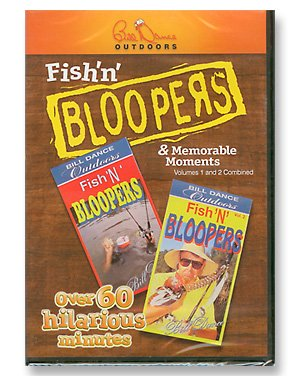 Bill Dance Outdoors: New Bloopers & Memorable Moments Volume 3 (Worth Outdoor Stores Fort)