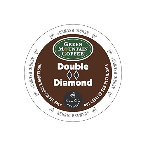 Immature Mountain Double Black Diamond CoffeeK-Cup Portion Pack for Keurig Brewers 96-Count