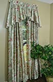 Curtain Chic Cliff Walk Celery Panel, 84″ Review