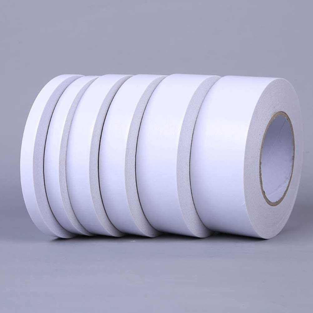 ARTIBETTER 10pcs Double Sided Adhesive Tape for Arts Crafts Photography Scrapbooking Gift Wrapping Office School Stationery Supplies