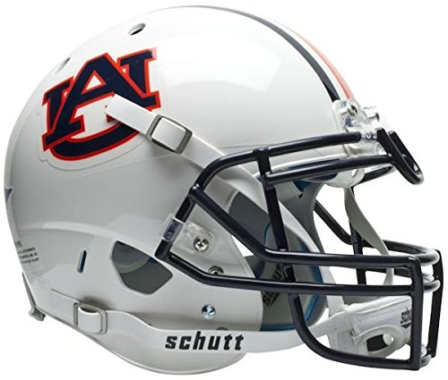 NCAA Auburn Tigers Authentic XP Football Helmet by Schutt
