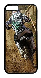 IMARTCASE iPhone 6 Case, Dirt Bike Rider Customize Design Hard Case Cover for Apple iPhone 6 4.7 3092281M60502499