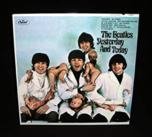 """The Beatles MONO Butcher Cover """"Yesterday and Today"""" Sealed Record Album Cover"""