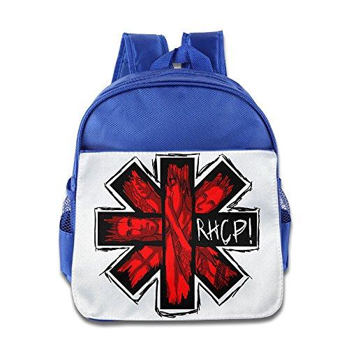custom-rhcp-american-rock-band-logo-kids-children-school-bagpack-for-1-6-years-old-royalblue