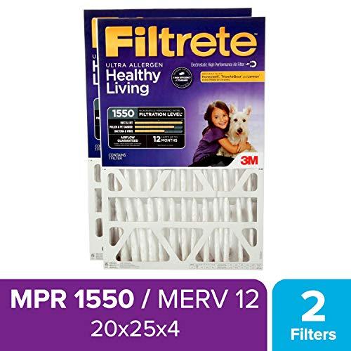 filtrete allergy defense - 9