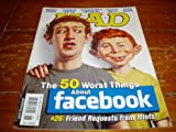 Mad Magazine # 509 June 2011 Issue