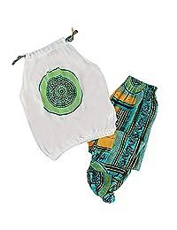 2pcs Toddler Kids Baby Girls T-shirt Tops+Pants Summer Beach Outfits Clothes Set