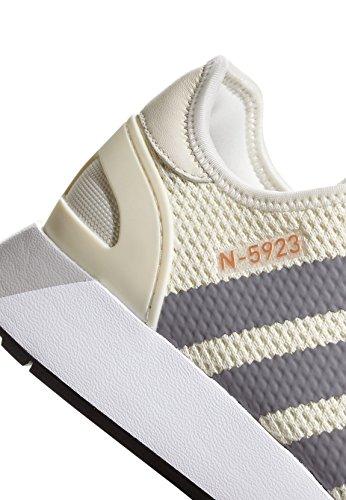 Adidas Herren Iniki Runner Cls Gymnastikschuhe Elfenbein (gebroken Wit / Grijs Drie F17 / Grijs Drie F17)
