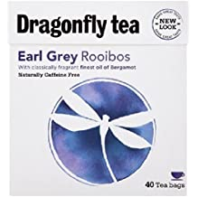 Dragonfly Tea Rooibos Earl Grey Tea 40 Bag - DRF-0012 by Dragonfly Tea