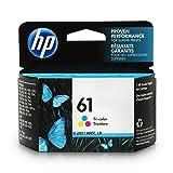 HP 61 Tri-colour Original Ink Cartridge (CH562WN)