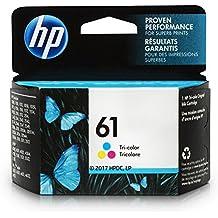 HP 61 Tri-Color Original Ink Cartridge For HP ENVY 4500, 4501, 4502, 4504, 4505, 5530, 5531, 5532, 5534, 5535, 5539, HP Officejet 2620, 2621, 4630, 4632, 4635, HP Deskjet 1000, 1010, 1012, 1050, 1051, 1055, 1056, 1510, 1512, 1514, 1051, 2050, 2510…