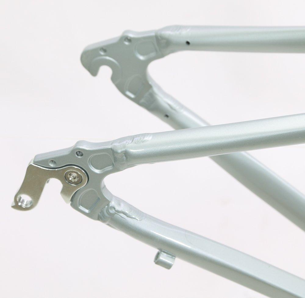 Marin 22'' Redwood Aluminum Alloy Hybrid Comfort Bike Frame 700c NEW by Marin (Image #4)