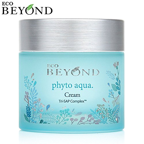 Anti Aging Face Cream, [Eco Beyond] Phyto Aqua Anti Wrinkle Intense Moisturizer Tightening Treatment for Face and Eyes - 75mL/2.54Oz