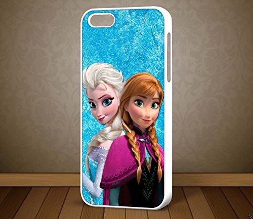 Frozen D1Disney–pour iPhone et Samsung Galaxy S5Téléphone cas (Blanc)