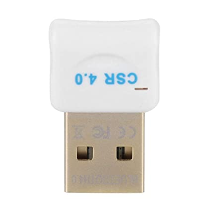 USB Bluetooth Adapter CSR 4.0 Dual Mode Dongle Receiver Transmitter For PC WIN