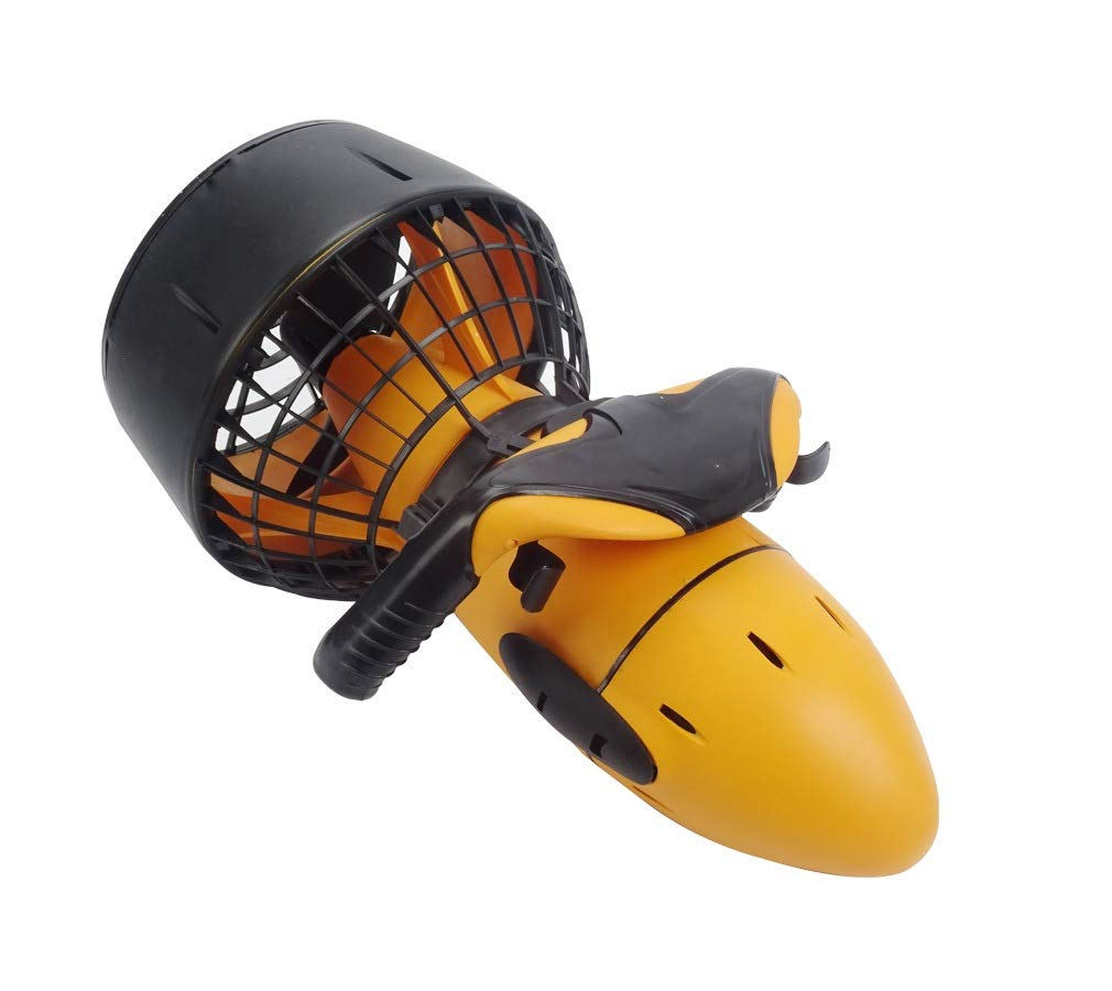 Davv D Machinery Under Water Scuba Sea Scooter - 300W with 6km/h Speed by Davv