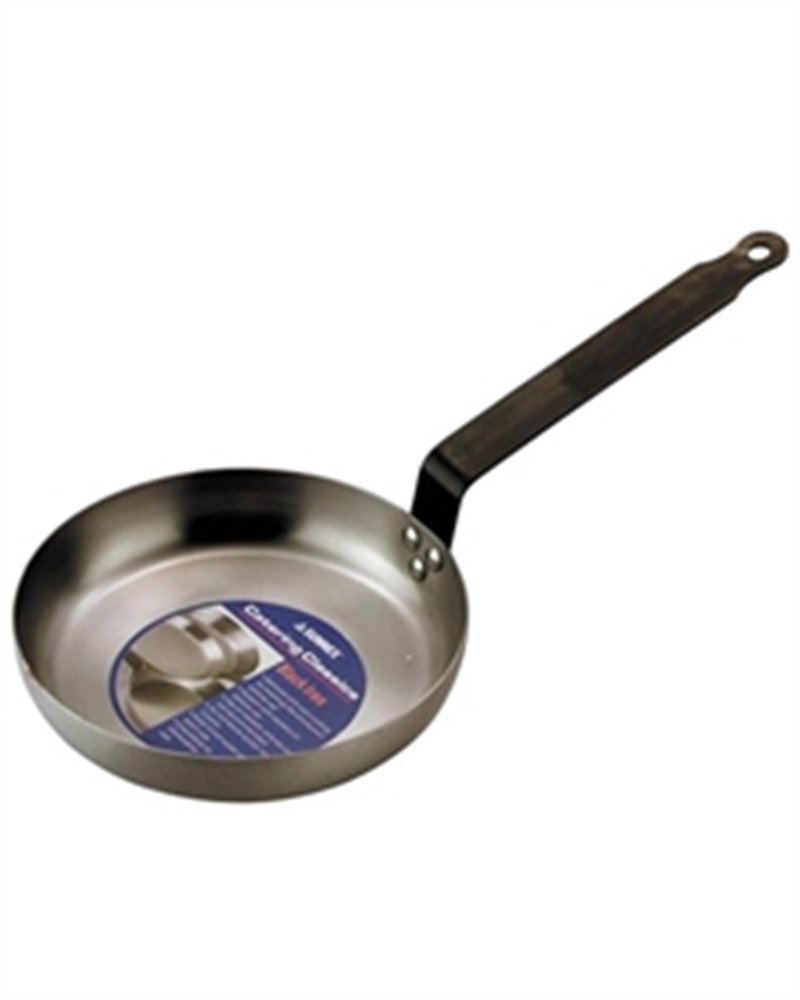 Catering Classics Omelette Pan Black Iron 20cm / 8
