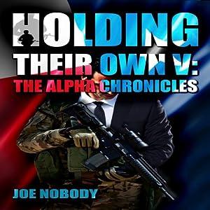 Holding Their Own V Audiobook