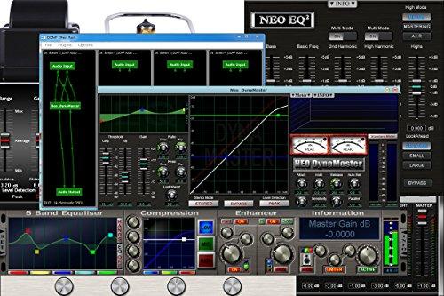 Eq Compressor Bundle - Sound Magic LPA Live/PA Bundle Software