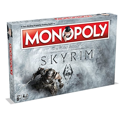 Skyrim Monopoly Board Game ()
