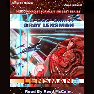 Gray Lensman Audiobook
