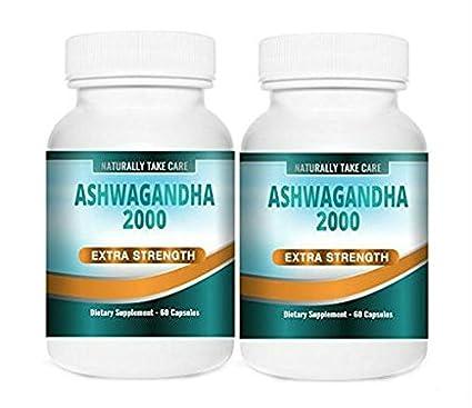 Ashwagandha Extracto Fuerte | Remedio ayurvédico para el estrés, la ansiedad y la fatiga |