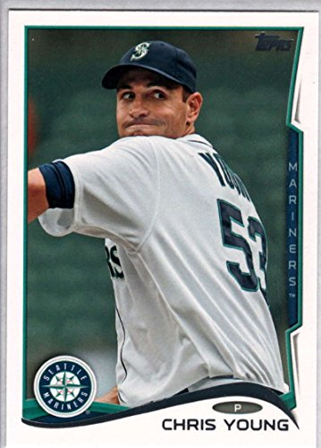 2014 Topps Update #US-133 Chris Young NM-MT Mariners