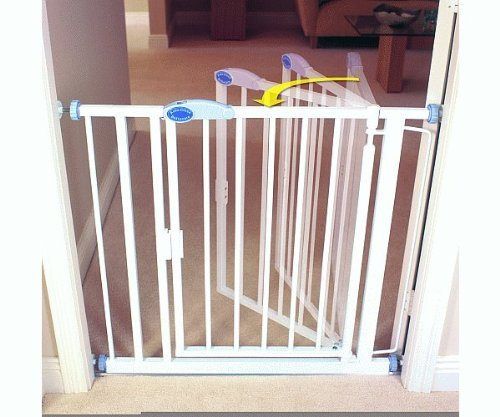 Bettacare Extra Narrow Stair Gate (61 to 66.5 cm) by Bett...