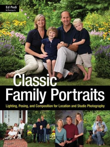 Acclaimed photographer Ed Pedi shows you how to design family portraits that will be treasured across the decades. Beginning with location selection, Pedi shows you how to find backgrounds that suit the family's character, whether the image is pla...