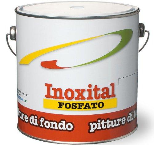 Antiruggine al Fosfato di Zinco Inoxital Fosfato Laiv colore Bianco 0,5 Lt.