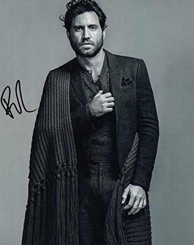 Edgar Ramirez Gold - Autographed 8x10 Photo CHA